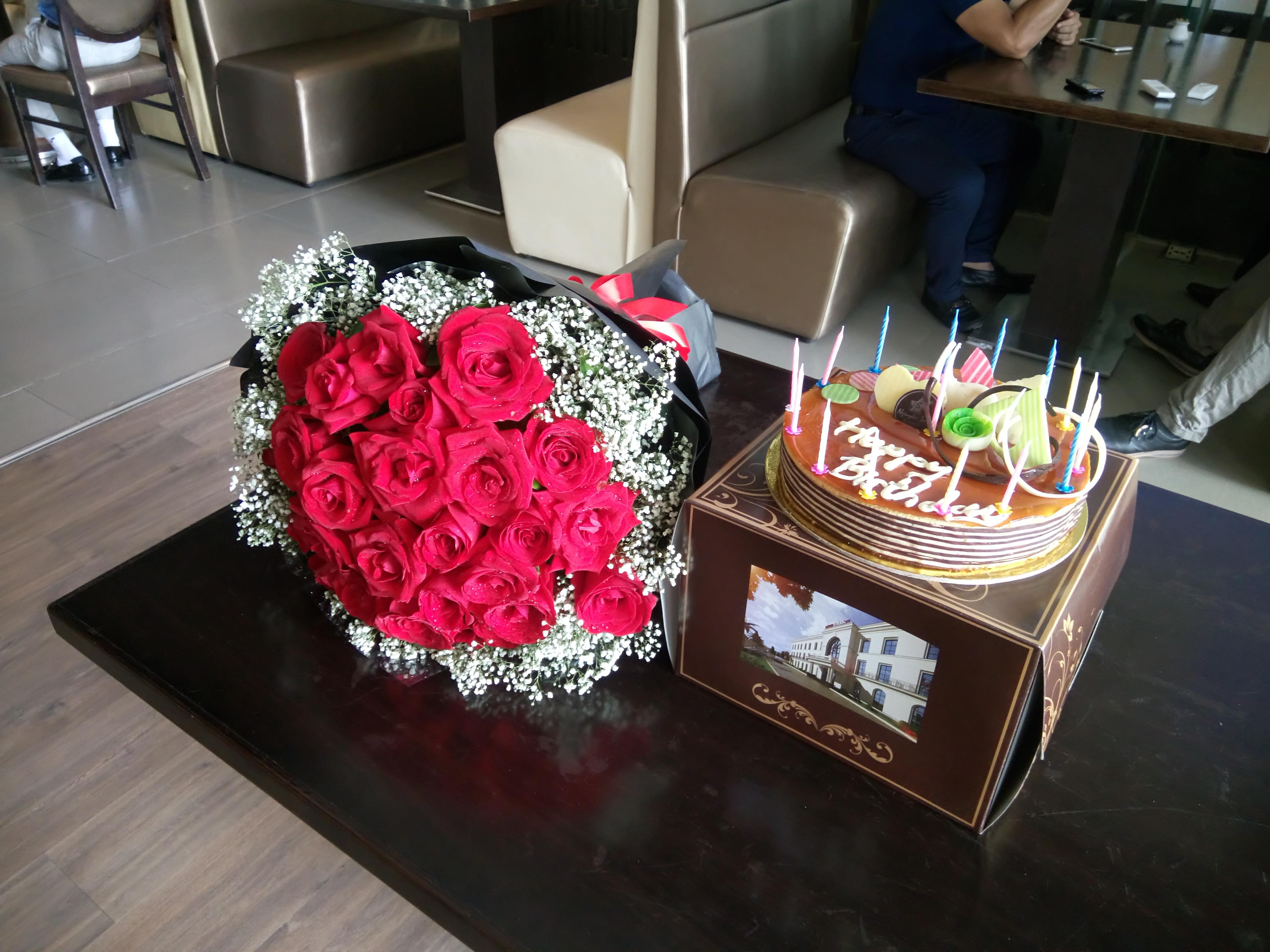 IMCS tổ chức sinh nhật cho cán bộ, nhân viên sinh vào tháng 8, 9