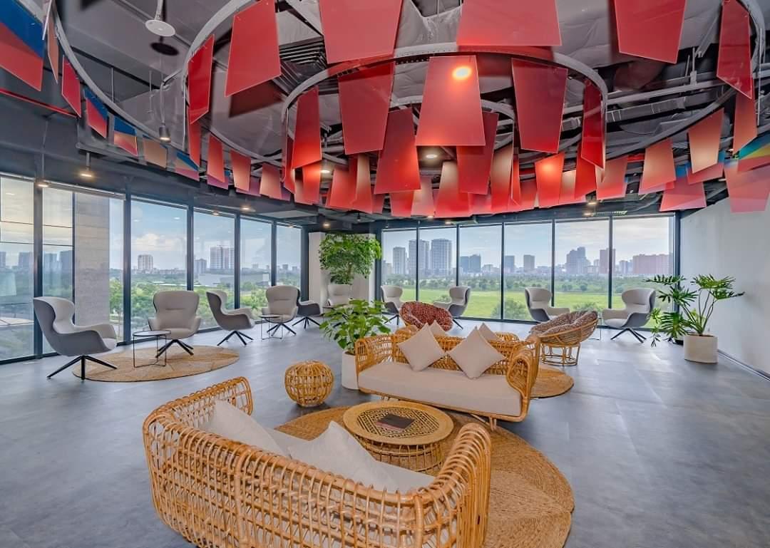 Giới thiệu dự án Co-working space Toong Embassy